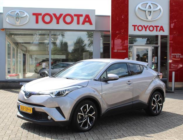 Toyota-C-HR