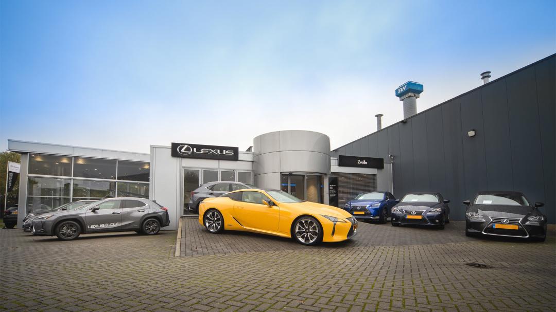 Lexus Zwolle-Zwolle